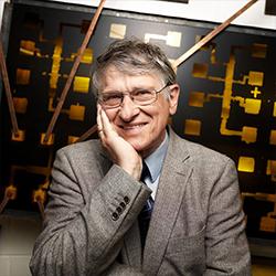 Prof. Dr. Klaus von Klitzing, Nobel Laureate