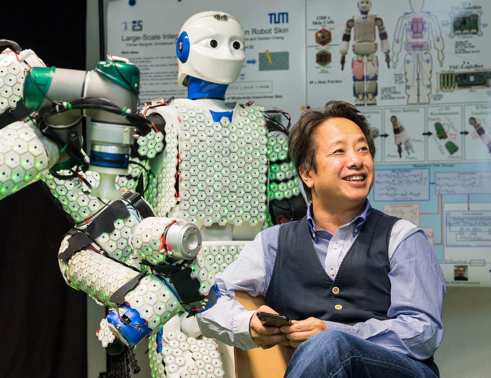Prof. Dr. Gordon Cheng