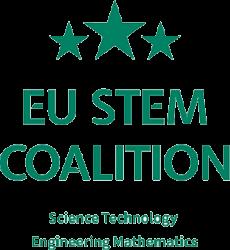 EU STEM Coalition logo II